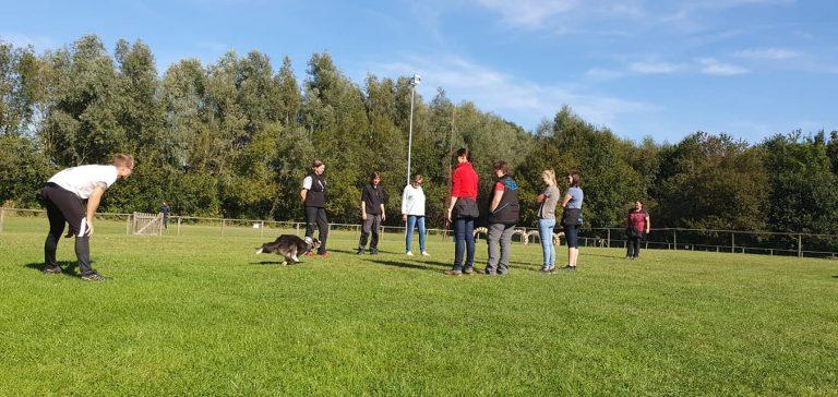Workshop 'Speed & Motivation' door Canifit bij HS Easy